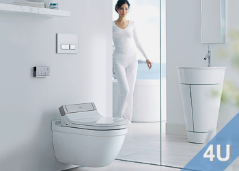 WC Dusche - SensoWash NEU