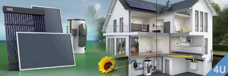 Heizungen und Solartechnik
