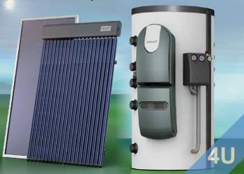 Solarspeicher Trink -Warmwasser