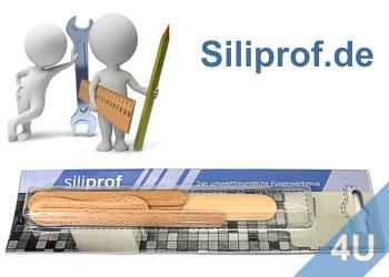 Siliprof - Fugenwerkzeug