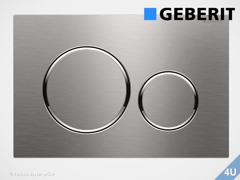 Häufig Geberit Betätigungsplatte Sigma20 für WC-Elemente, Farbe WP85