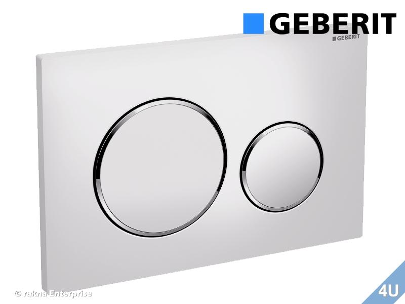 Bevorzugt Geberit Betätigungsplatte Sigma20 für WC-Elemente, Farbe HR52
