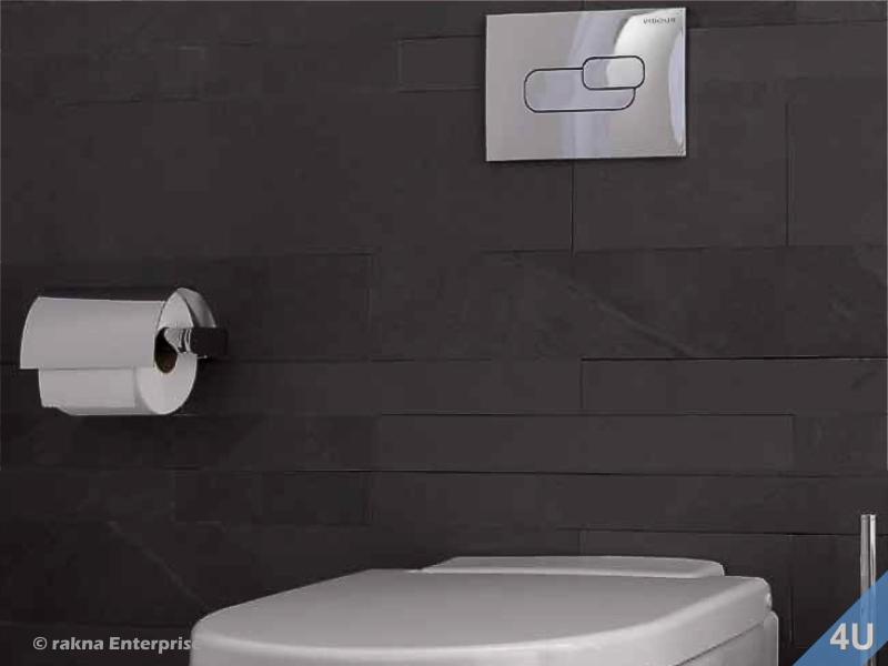 Vigour Betatigungsplatte Ai 2 Farbe Weiss
