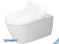 Duravit Wand-Tiefspuel-WC Darling für SensoWash WC-Deckel