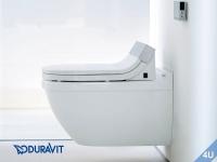 Duravit Dusch-WC-Sitz  SensoWash Durastyle by Starck