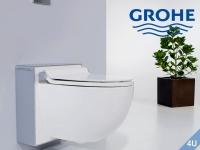 Vigour Betätigungsplatte TEES verchromt für WC