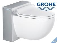 GROHE Sensia IGS Dusch-WC Komplettanlage weiß- mattchrom