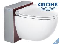 GROHE Sensia IGS Dusch-WC Komplettanlage weiß- mattchrom -rot