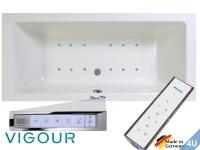 VIGOUR :: Komfort-Power Air -System Whirl-Line