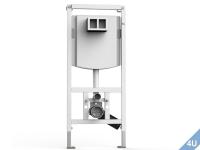 Fussbodenheizung :: G.U.T. - Verteilerschrank Universal ST150