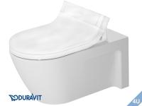 Duravit Wand-Tiefspuel-WC Starck 2 für SensoWash WC-Deckel
