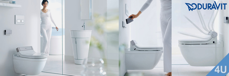 Badezimmer : WC -Systeme Wand-WC Dusch-WC